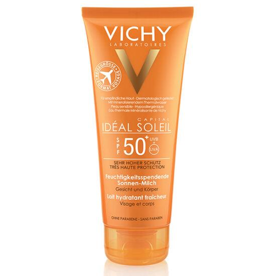 Vichy Ideal Soleil naptej SPF50+ utazó kiszerelés 100ml