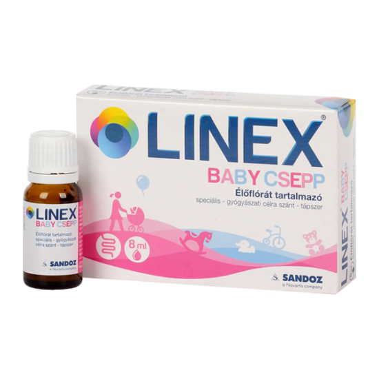 Linex Baby Csepp 8ml