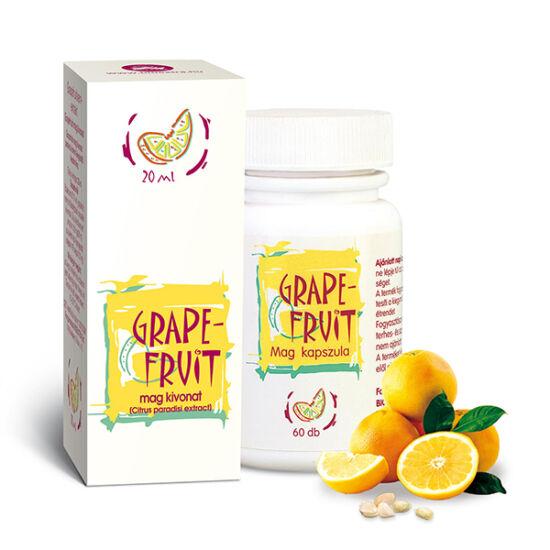 Bioextra Grapefruit mag kapszula 60x