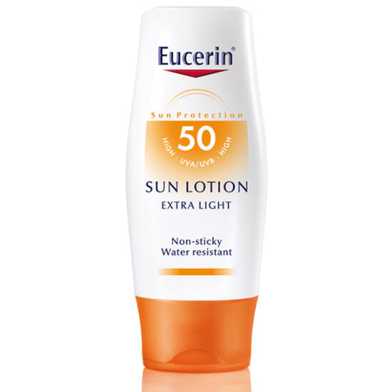 Eucerin Sun Extra könny? naptej FF50 150ml