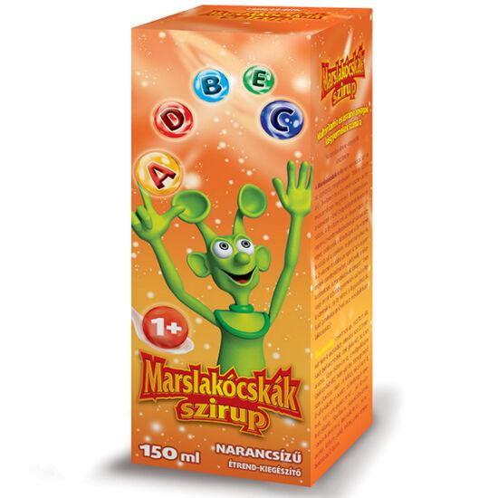 Walmark Marslakócskák szirup narancs 150ml