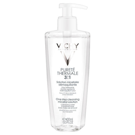 Vichy Pureté Thermal arclemosó 3in1 (400ml)