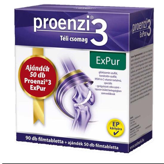Walmark Proenzi 3 Expur tápszer filmtabletta 50x