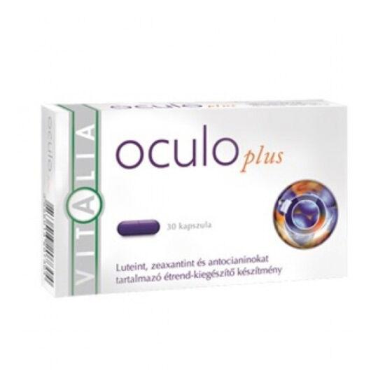Vitalia Oculo Plus kapszula (30x)