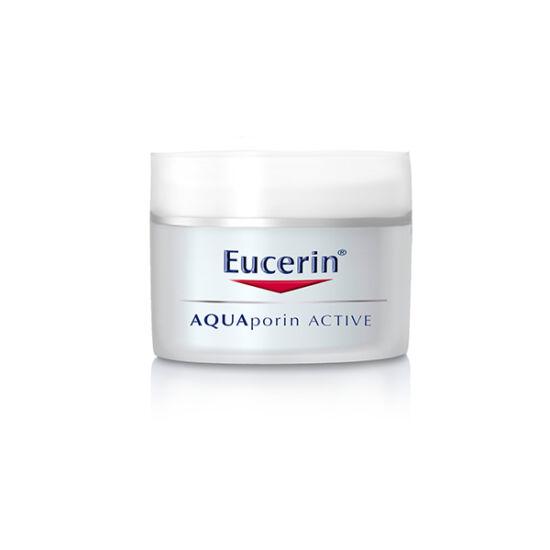 Eucerin AQUAporin ACTIVE Hidratáló arckrém normál, vegyes bőrre 50ml