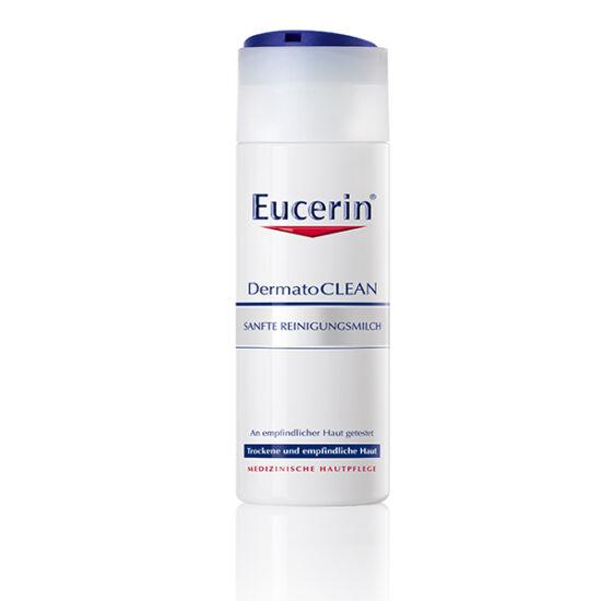 Eucerin DermatoCLEAN arctisztító tej száraz, érzékeny bőrre 200ml