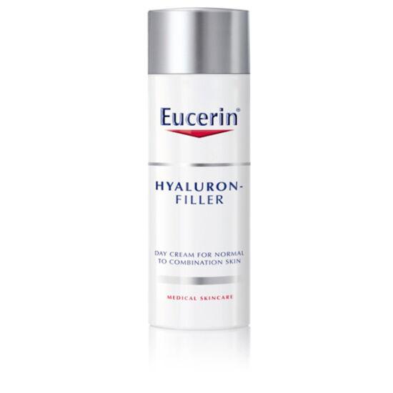 Eucerin Hyaluron-Filler Ráncfeltölt? nappali arckrém normál, vegyes b?rre 50ml
