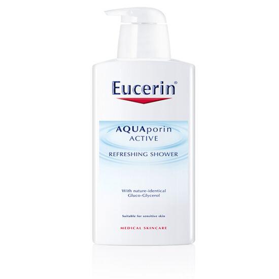 Eucerin AQUAporin ACTIVE Frissítő tusfürdő 400ml