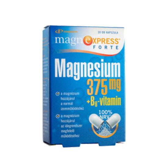 Innopharm Magnexpress Forte kapszula (30x)
