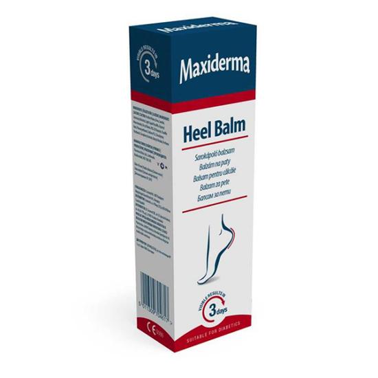 Maxiderma sarok és lábápoló balzsam