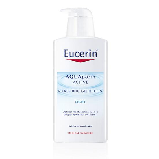 Eucerin AQUAporin ACTIVE Frissít? testápoló 400ml