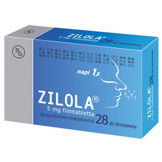 Zilola 5 mg filmtabletta 28x