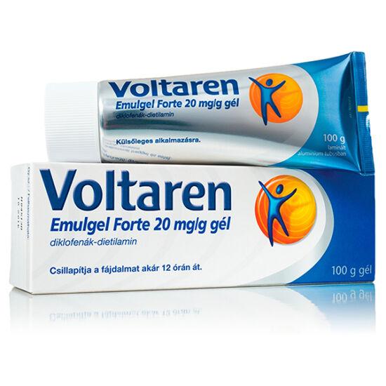 Voltaren Emulgel Forte 20 mg/g gél 100g
