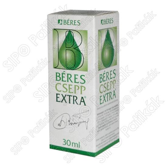 Béres Csepp Extra belsőleges oldatos cseppek 30ml