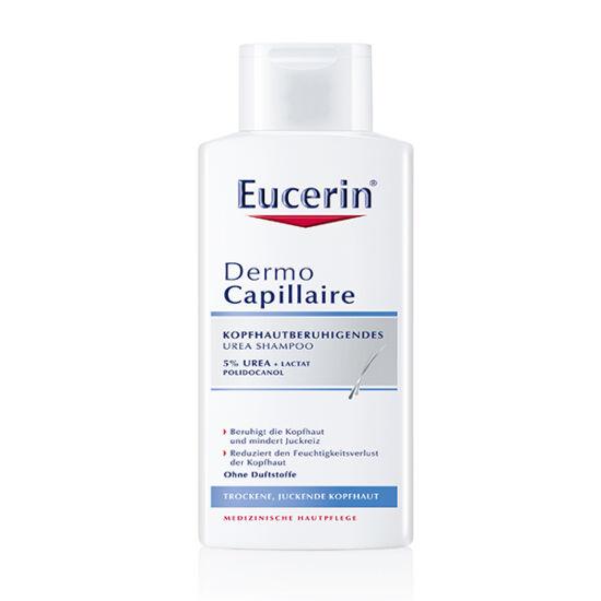 Eucerin® DermoCapillaire 5% Urea sampon