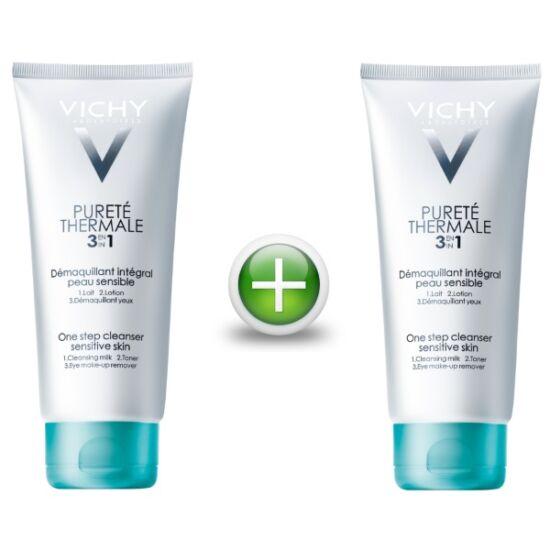 Vichy Pureté Thermal arclemosó tej 3in1 DUO (2x200ml)
