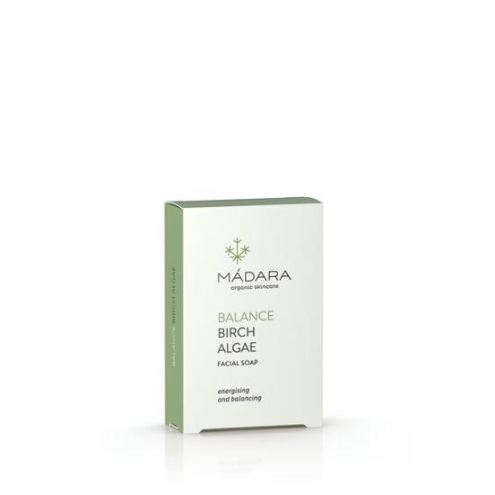Mádara Nyírfa és alga arctisztító szappan 70g