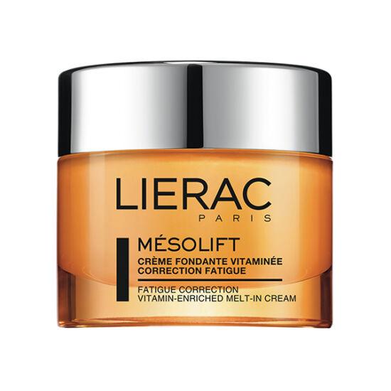 Lierac Mesolift vitaminos arckrém fáradtság ellen