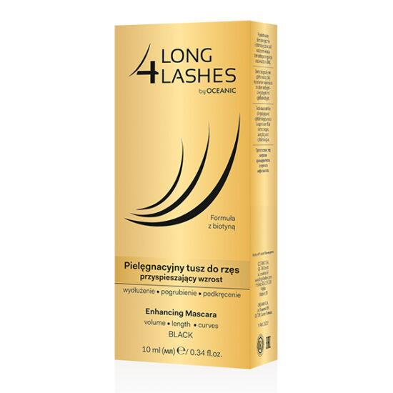 Long 4 Lashes növesztõ szempillaspirál 10ml