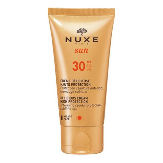 Nuxe Sun napkrém arcra SPF30