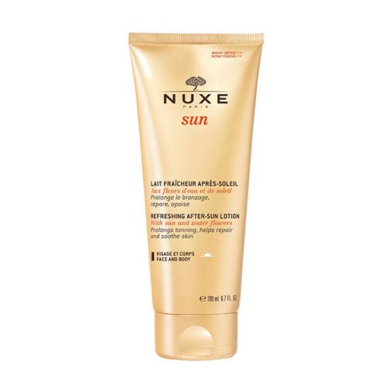Nuxe Sun napozás utáni lotion arcra és testre 200ml