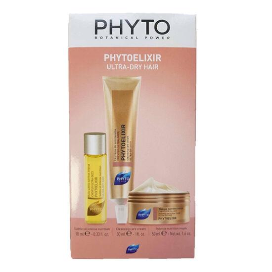 Phyto-elixír szett nagyon száraz hajra