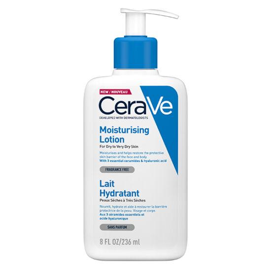 Cerave hidratáló testápoló tej 236ml