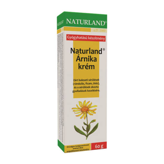Naturland Árnika krém (60g)