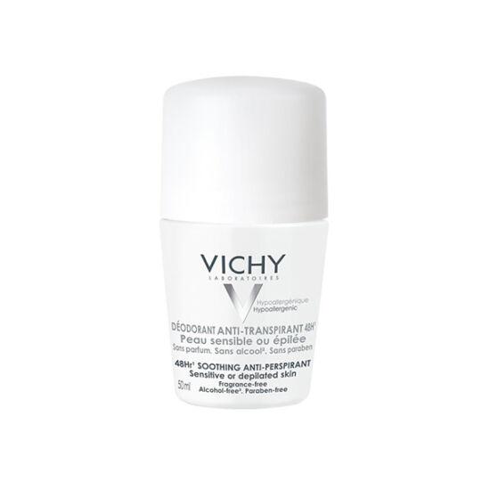 Vichy deo golyós Dry Touch érzékeny bőrre (50ml)