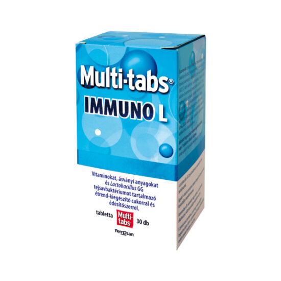 Multi-Tabs multivitamin tabletta Immuno L feln?tt (30x)