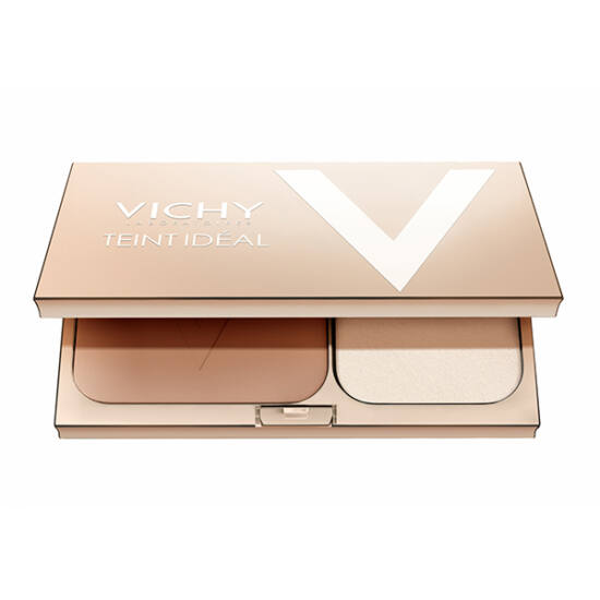 Vichy Teint Ideal kompakt púder (3) Tan (9,5g)