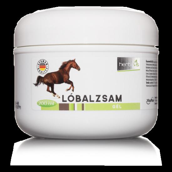 Herbavis Lóbalzsam gél (200ml)