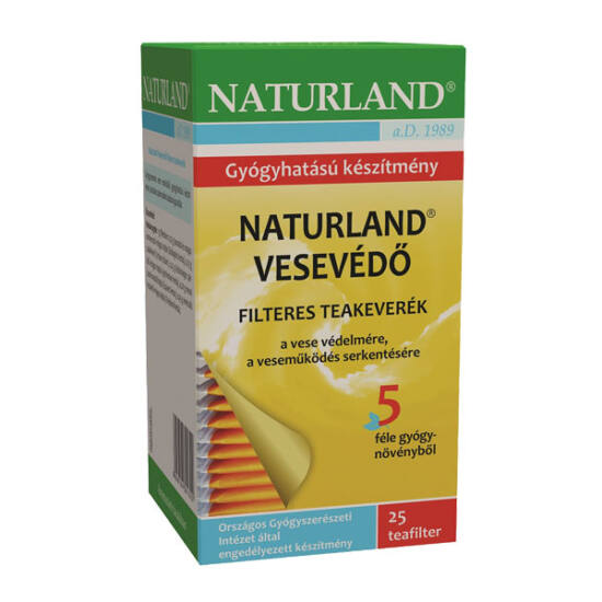Naturland vesevéd? tea filteres (25x)