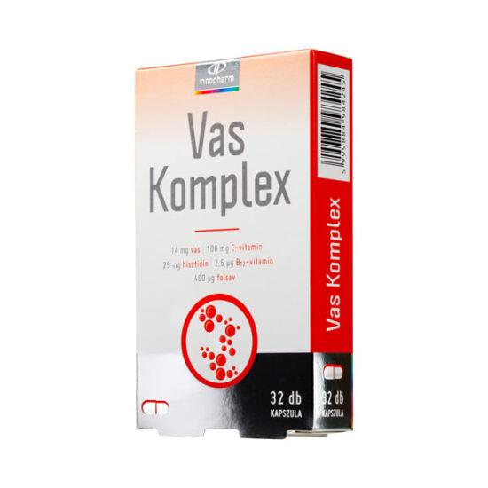 Innopharm Vas komplex 14 mg kapszula (32x)