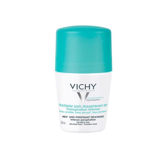Vichy izzadságszabályozó golyós dezodor er?s izzadásra 50 ml