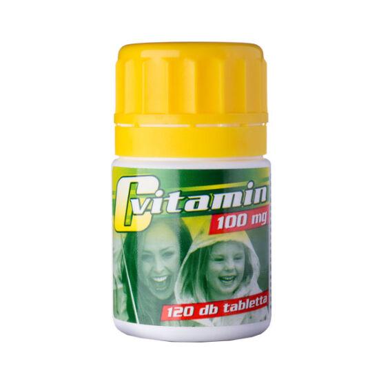 Innopharm C-vitamin  100 mg tabletta (120x)
