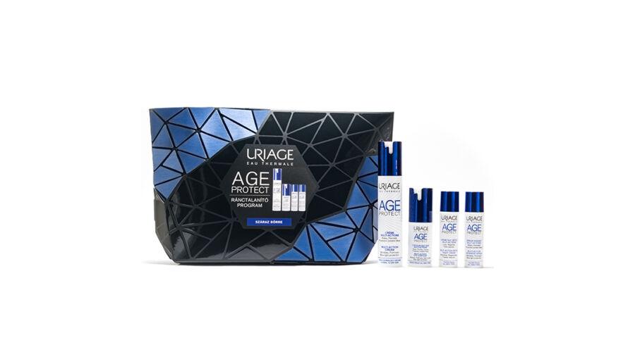 Uriage Age Protect ránctalanító csomag száraz bőrre